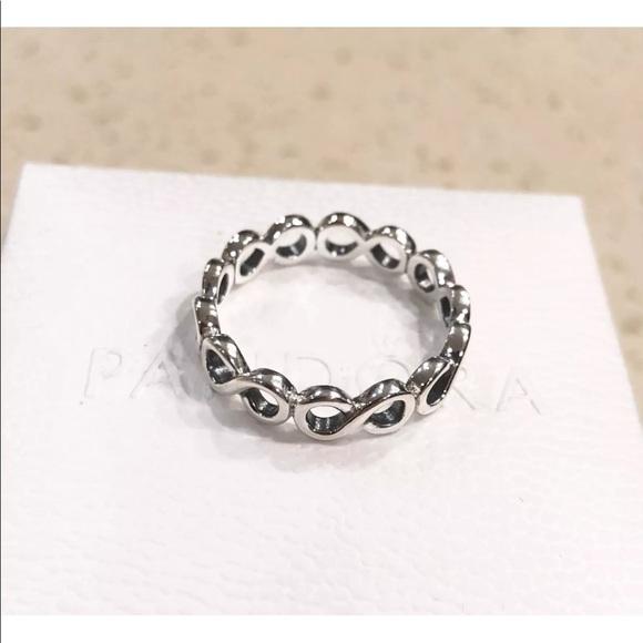 55f390f86 Pandora Jewelry | Infinity Shine Ring 190994 | Poshmark